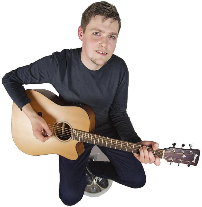 nauka gry na gitarze ełk akademia szesciostrunowa pawel borzenski